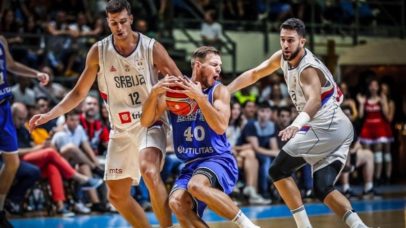 ÕL BELGRADIS | Eesti ei jäänud Serbia vastu rongi alla, aga kindel kaotus siiski tuli