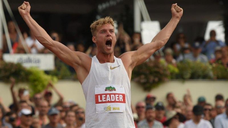 VÕIMAS! Kevin Mayer purustas kümnevõistluse maailmarekordi