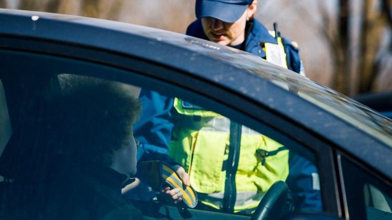 Möödunud ööpäeval tabas politsei 31 purjus autojuhti