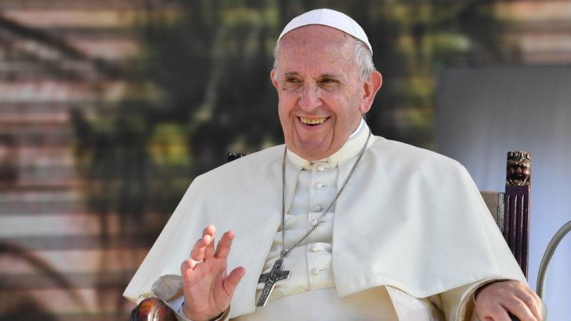 VIDEO | Paavsti missal Tallinnas tahab osaleda üle 10 000 inimese