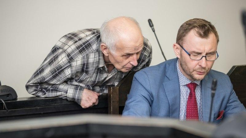 VENIV PROTSESS RATASTOOLIS: kohtuarstidest eksperdid eksisid püstolikangelasest vanuri haigusloos kuupäevadega