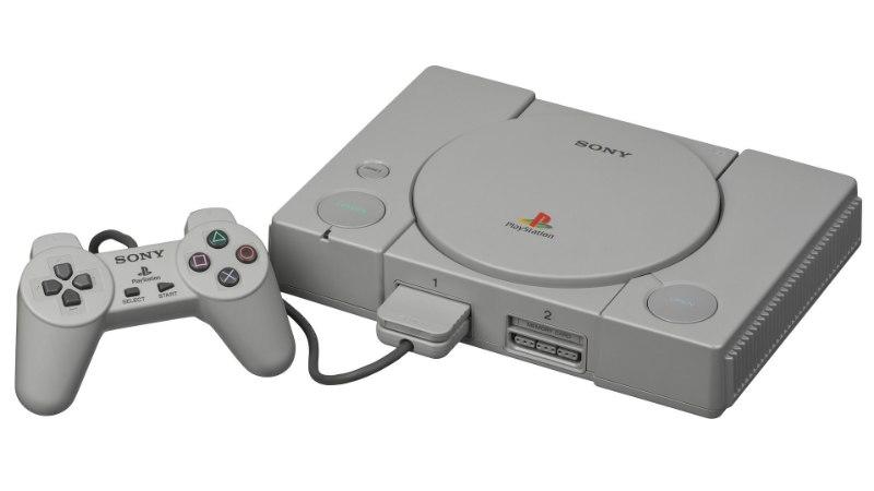 NOSTALGIAPOMM! Sony toob jõuludeks turule miniatuurse PlayStation 1 konsooli