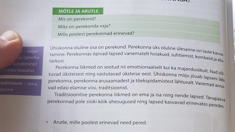 Riigikogu infotund: miks tehakse koolides homopropagandat?