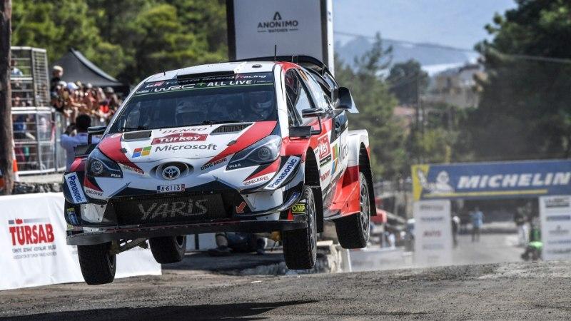 Toyotal on uus sõitja silmapiiril, kuid too ei pruugi Tänakuga kõige paremini läbi saada