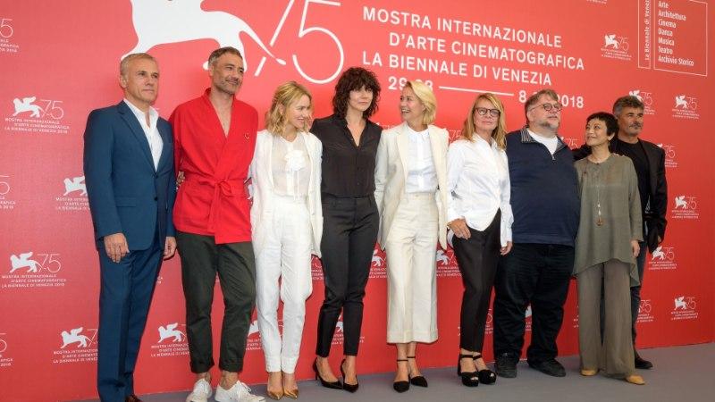ÕL VENEETSIAS | Soolise võrdsuse teema hõivas ka Veneetsia festivali