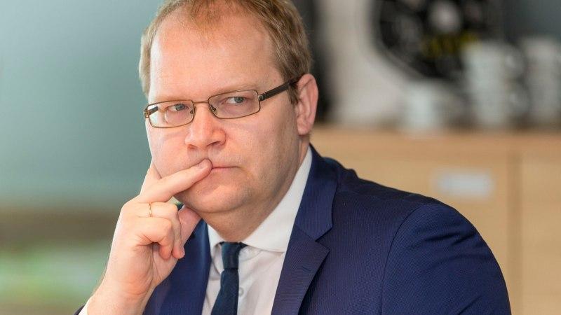 Urmas Paet: halvimal juhul Venemaa sõjategevus Ukrainas hoogustub
