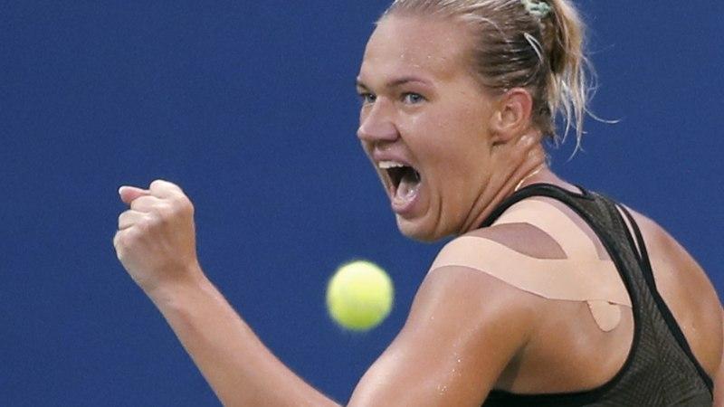 Serena Williams enne mängu Kaia Kanepiga: ta teab, kuidas mängida väga head tennist