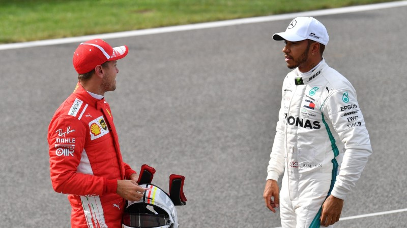 VIDEO   Saatuslik põnts: kes oli Hamiltoni ja Vetteli kokkupõrkes süüdi?