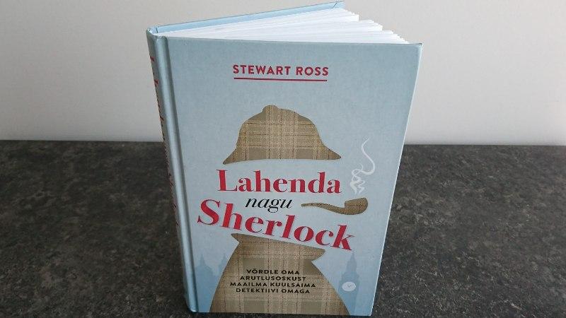 ARVUSTUS | Käsi püsti! Kes tahab olla meisterdetektiiv Sherlock Holmes?