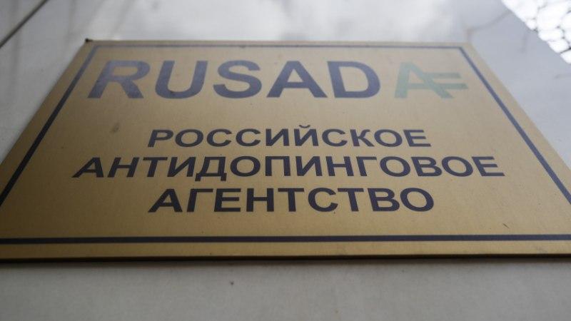 AMETLIK! WADA lubab venelastel taas dopinguproove kontrollima hakata
