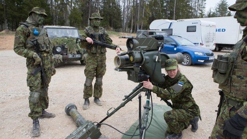 Опрос: народ Эстонии не поддерживает повышение расходов на оборону