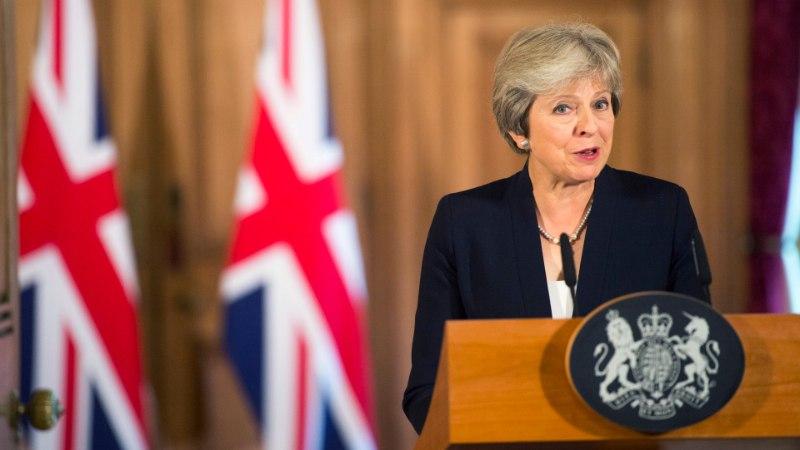 СМИ: правительство Великобритании начало подготовку к досрочным выборам