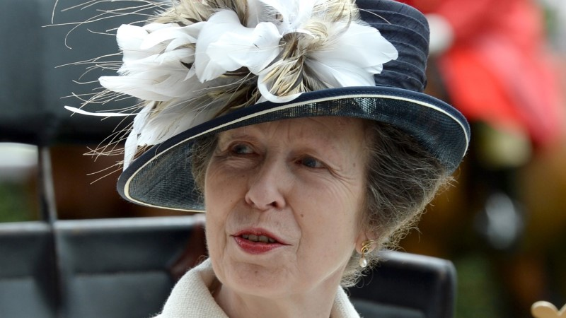 Printsess Anne seletab, miks ta mitte kunagi lihtrahvaga ei kätle
