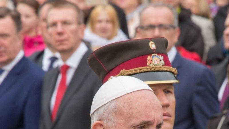 MÄLUMÄNG | 10 küsimust paavst Franciscusest