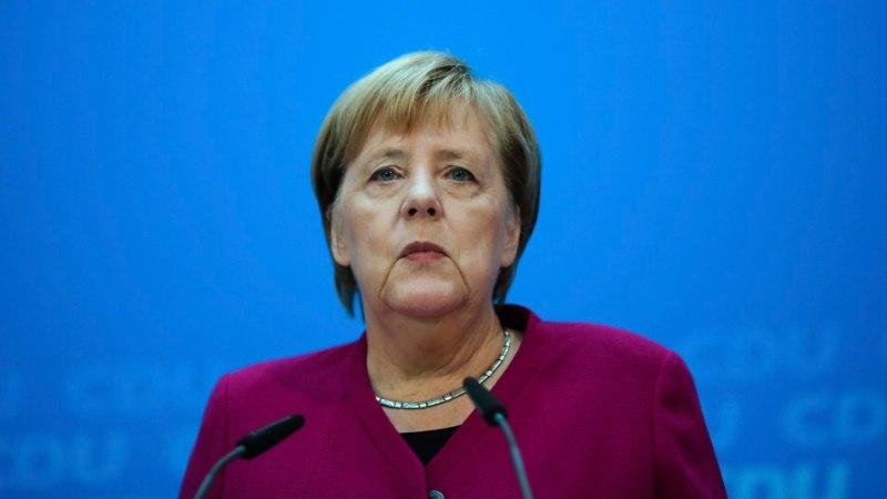 СМИ: Меркель раскаялась в собственных ошибках