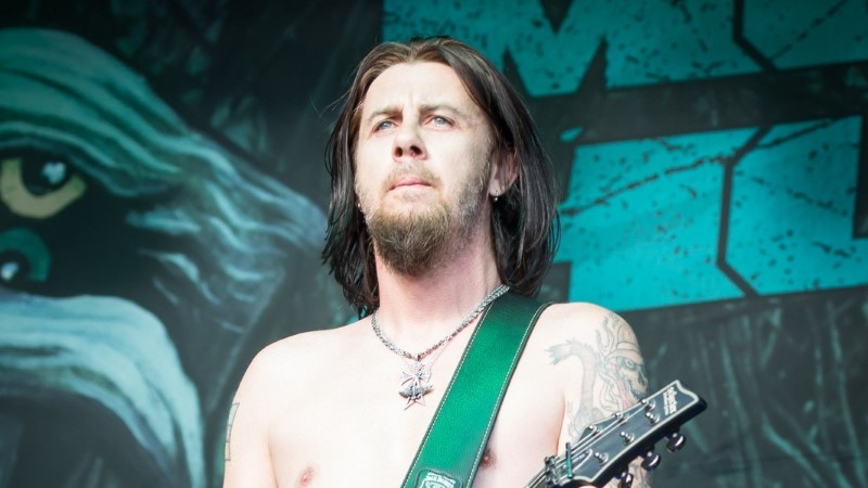 Rokkar Brad Jürjens: Metallica on minuga kaasas käinud sellest saati, kui esimest korda kitarri kätte võtsin