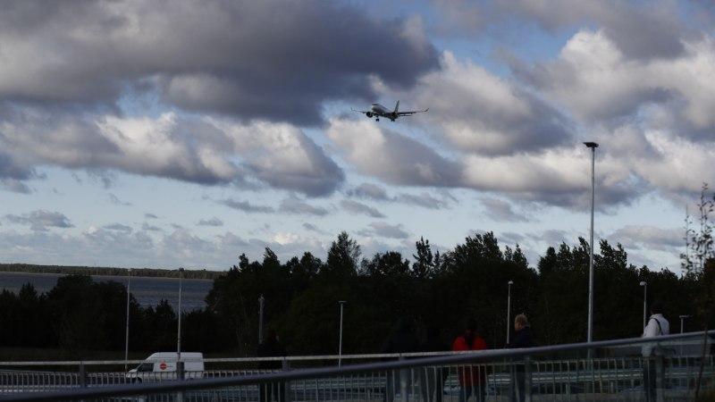 GALERII | Tere tulemast: paavst Franciscus saabus Eestisse!