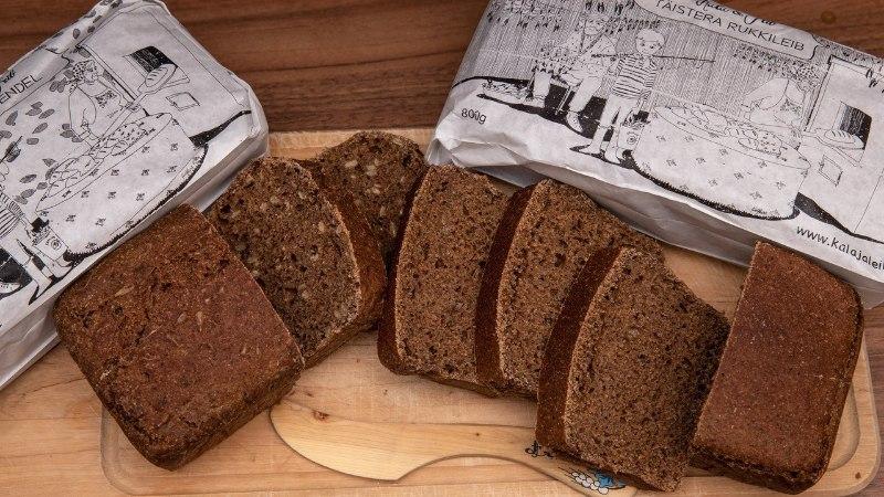 Pärnus kõrgelt hinnatud rukkileib nüüd saadaval ka Tallinnas