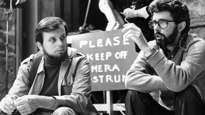 "Suri ""Tähesõdade"" produtsent Gary Kurtz"