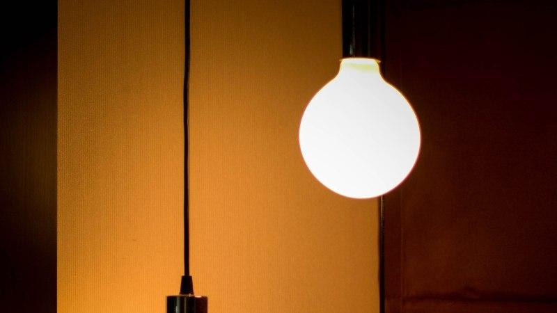Õige valgus loob õdusa kodutunde