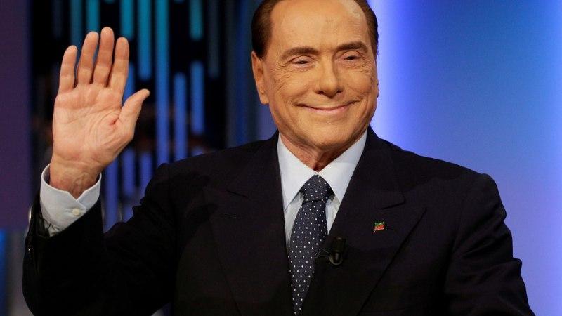 MÄLUMÄNG | Skandaalne Silvio Berlusconi