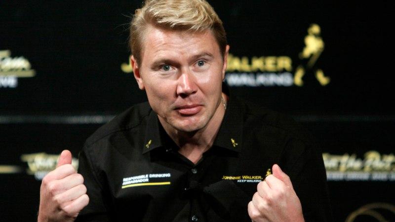 MÄLUMÄNG | Palju õnne, Mika Häkkinen!