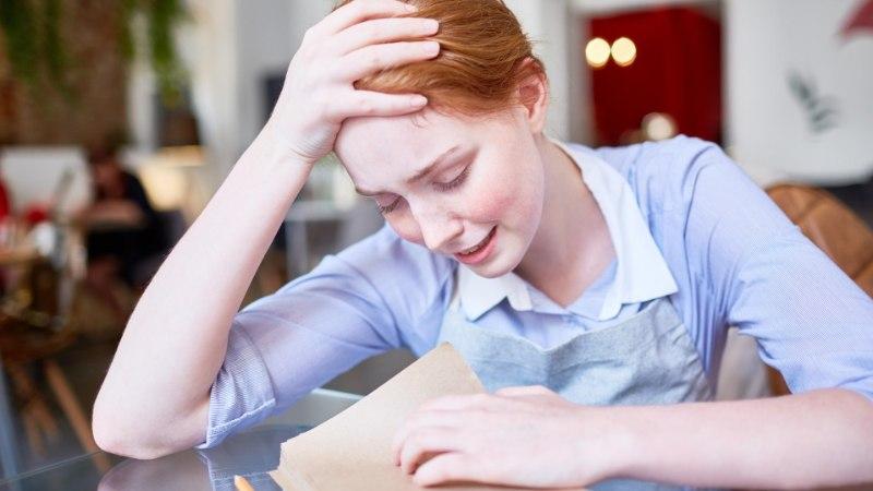 Töötus põhjustab depressiooni. Aga samuti need töökohad