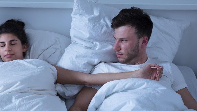 Unetus võib tappa seksuaalelu: kuidas suhtes olles insomniaga toime tulla?