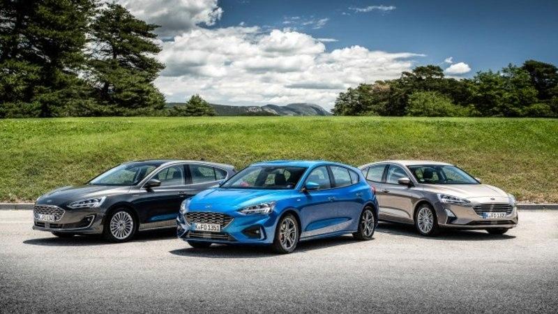 Ford Focus Neljas: lõpuks ometi auto, mille puhul saame alustada roolist