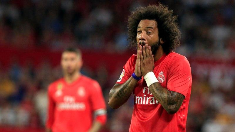 VIDEO | Madridi Real lasi endale avapoolajal kolm väravat lüüa ning luhtas suurepärase võimaluse liidriks tõusta