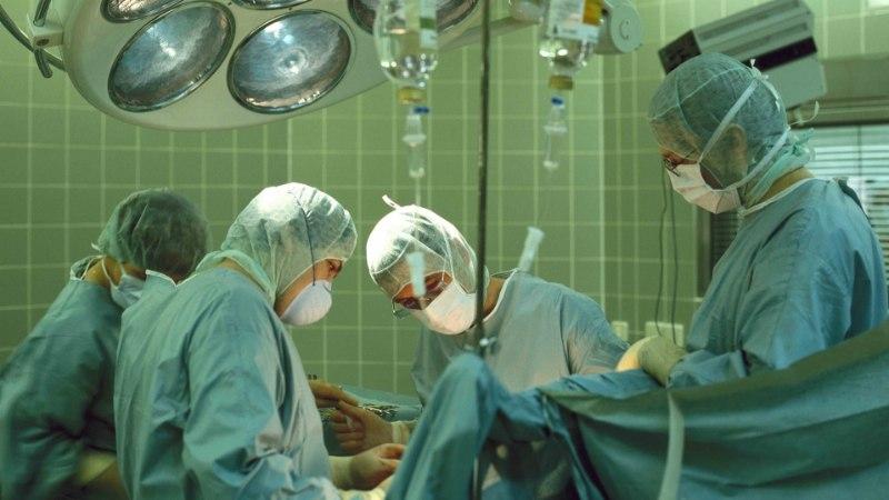 Ida-Tallinna keskhaigla kirurgidel on nüüd Baltimaade esimene robotlaud