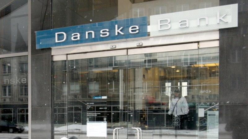 Danske Banki Eesti harust käis läbi 30 miljardit dollarit Vene raha
