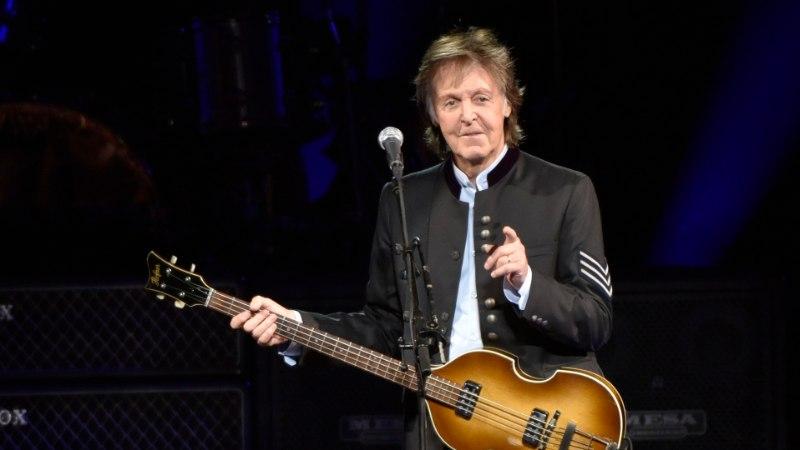 TAEVALIK ILMUTUS: Paul McCartney nägi narkolaksu ajal jumalat