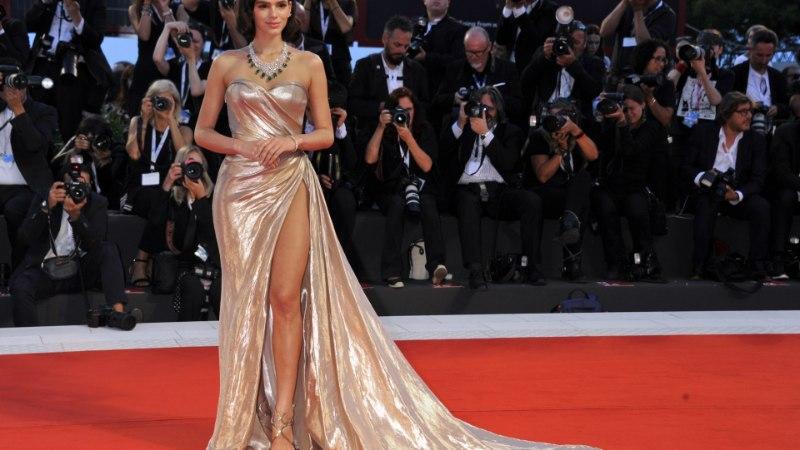 ÕL VENEETSIAS | RISKANTNE VALIK: Neymari kallima kleit võinuks tekitada kaose