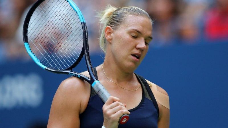 Kaia Kanepi: Serena lööb servi ilmselt paremini kui mõni mees