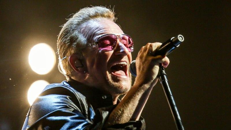 Bono kinnitas, et tema hääl hakkab tagasi tulema