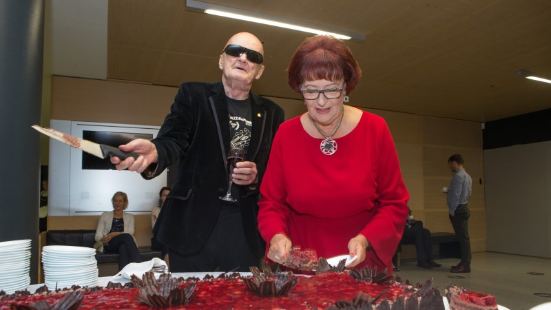 GALERII | Anne Erm pidas KUMUs sünnipäeva