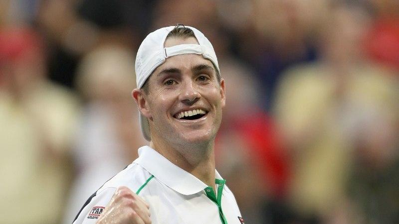 John Isnerit võib oodata dilemma: tennisemäng või lapse sünd?
