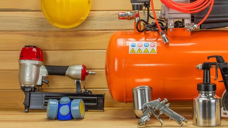 Kuidas valida kompressorit, et tüütu töö saaks lihtsasti tehtud?