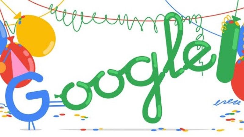 PIDU-PIDU: otsingumootorite kuningas Google saab täna 20-aastaseks