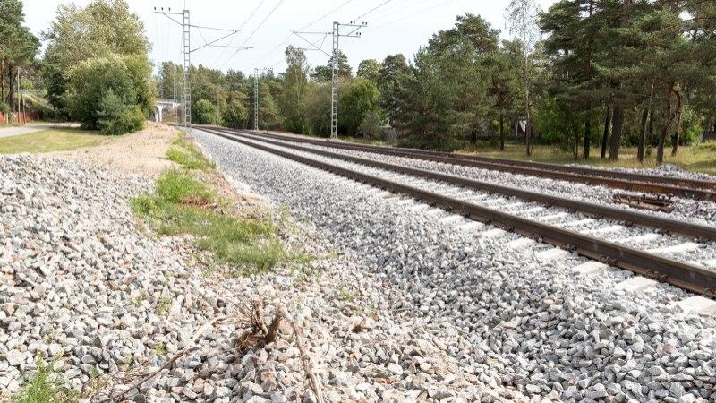 KÜSITLUS: toetus Rail Balticu projektile järjest väheneb