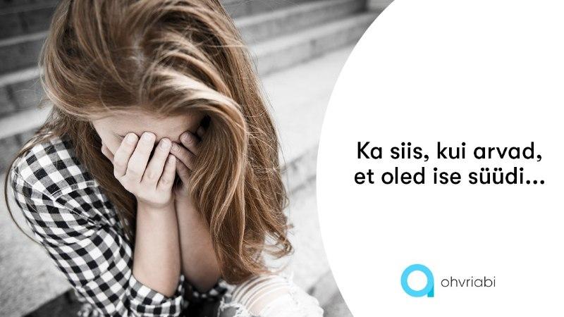 Kampaania kutsub üles märkama seksuaalvägivallale viitavaid ohumärke