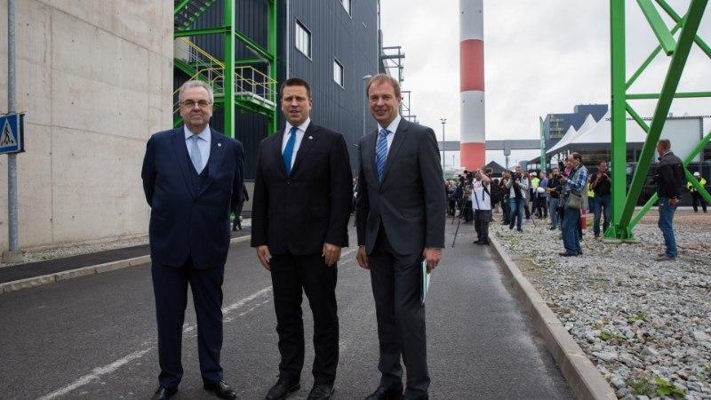 FOTOD JA VIDEO | Avati 610 miljonit eurot maksma läinud Auvere elektrijaam