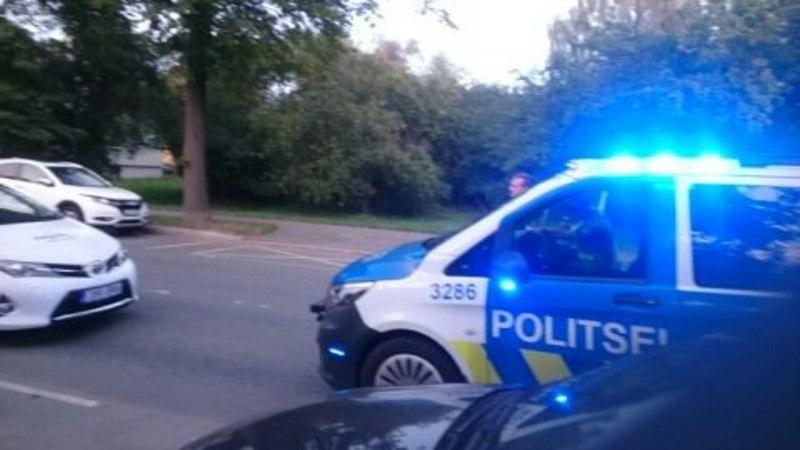FOTOD | Valvas tallinlane aitas politseil tabada purjus roolikeeraja