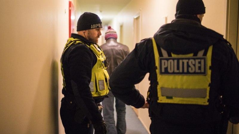 Домашнее насилие в Эстонии: каждый час кто-то становится жертвой избиения