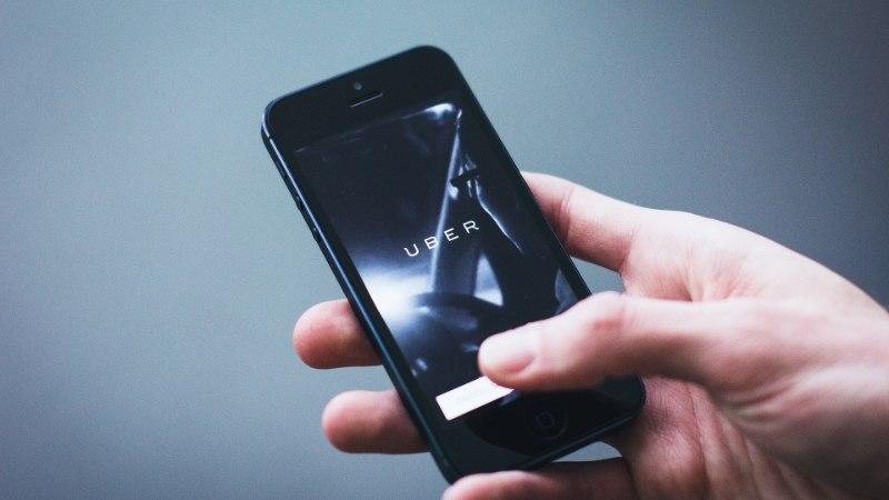 Uber jätab kehva hindega kliendid taksota