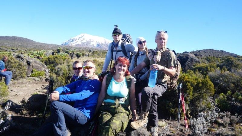 Kuidas meeldis? Kolm paari läksid Kilimanjarole suhteprobleeme lahendama