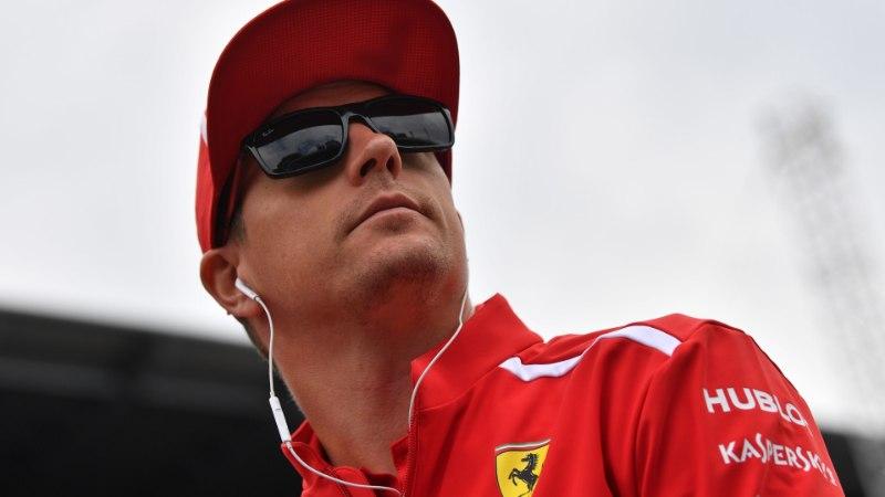 Räikkönen: vormelifännid ei tohiks sõitjaid välja vilistada