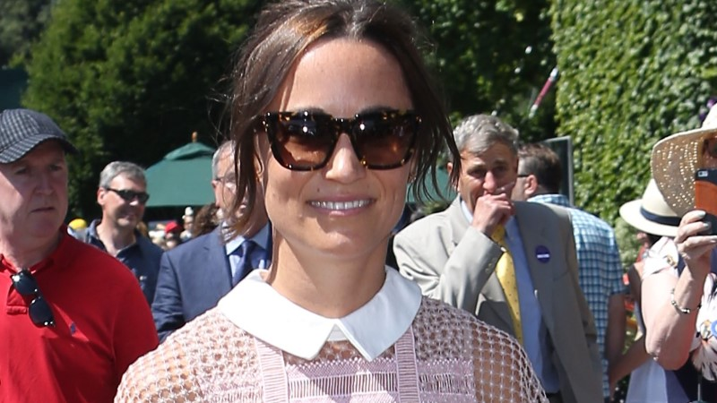 Pippa Middletoni mehevend sai isaks