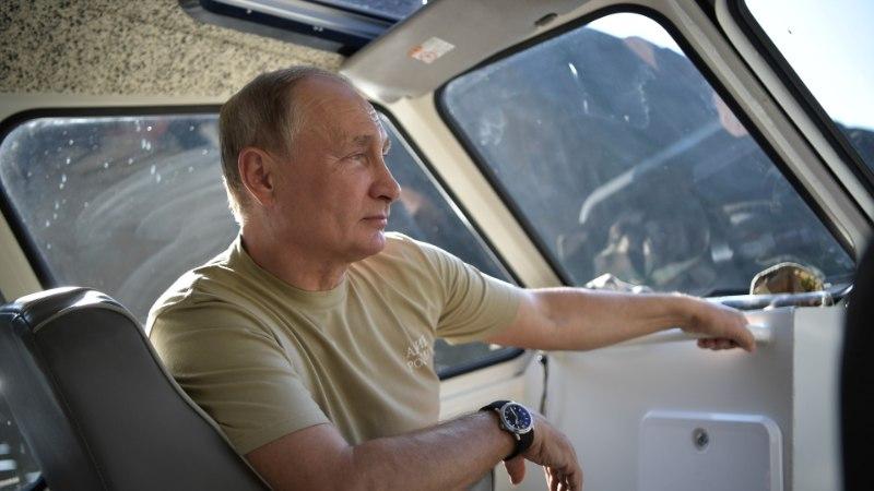 Лондон обвинил Путина в отравлении Скрипалей